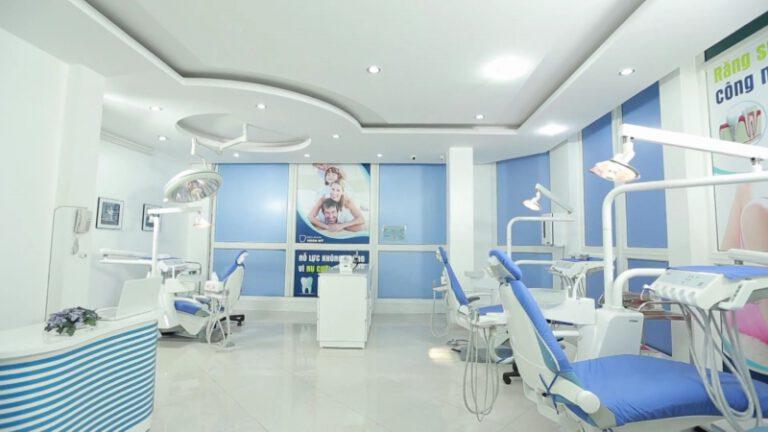 Mở phòng khám nha khoa cần bao nhiêu tiền?